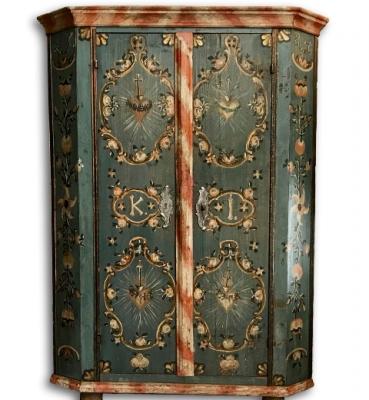 Tölzer Schrank von 1784