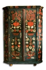 Tölzer Schrank um 1800